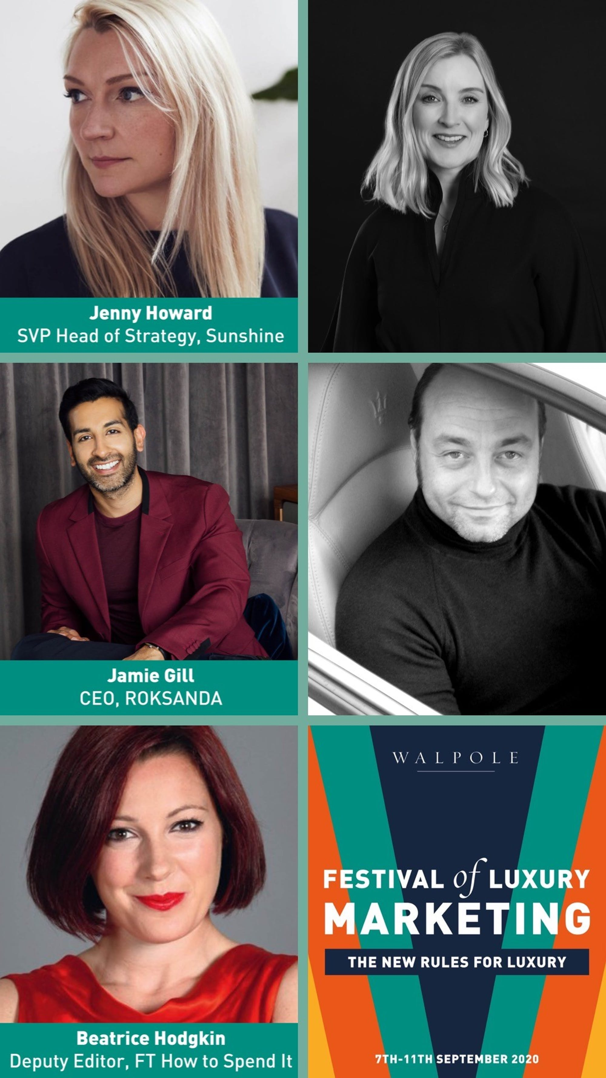 Festival of Luxury Marketing  Day 5 Highlights