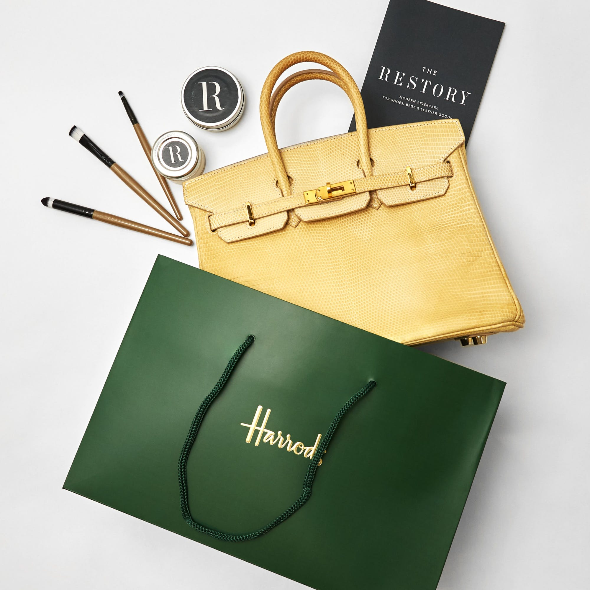 Luxury aftercare service The Restory launches with Harrods