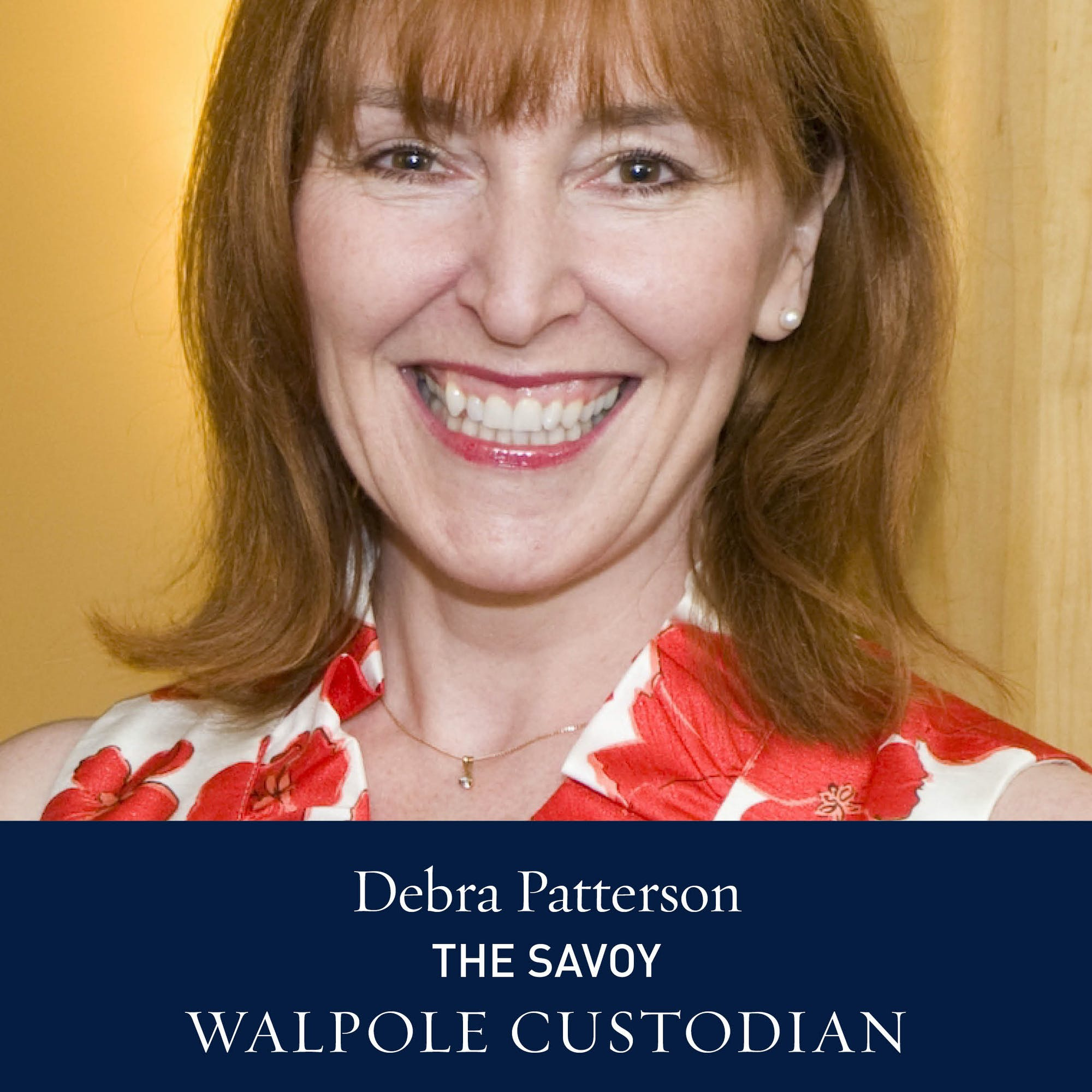 The Walpole Power List 2020  The Custodians: Debra Patterson, The Savoy