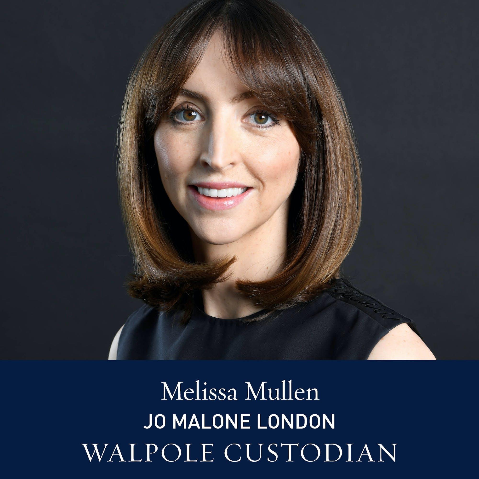 The Walpole Power List 2020  The Custodians: Melissa Mullen,Vice President, General Manager UK & IR, Jo Malone London