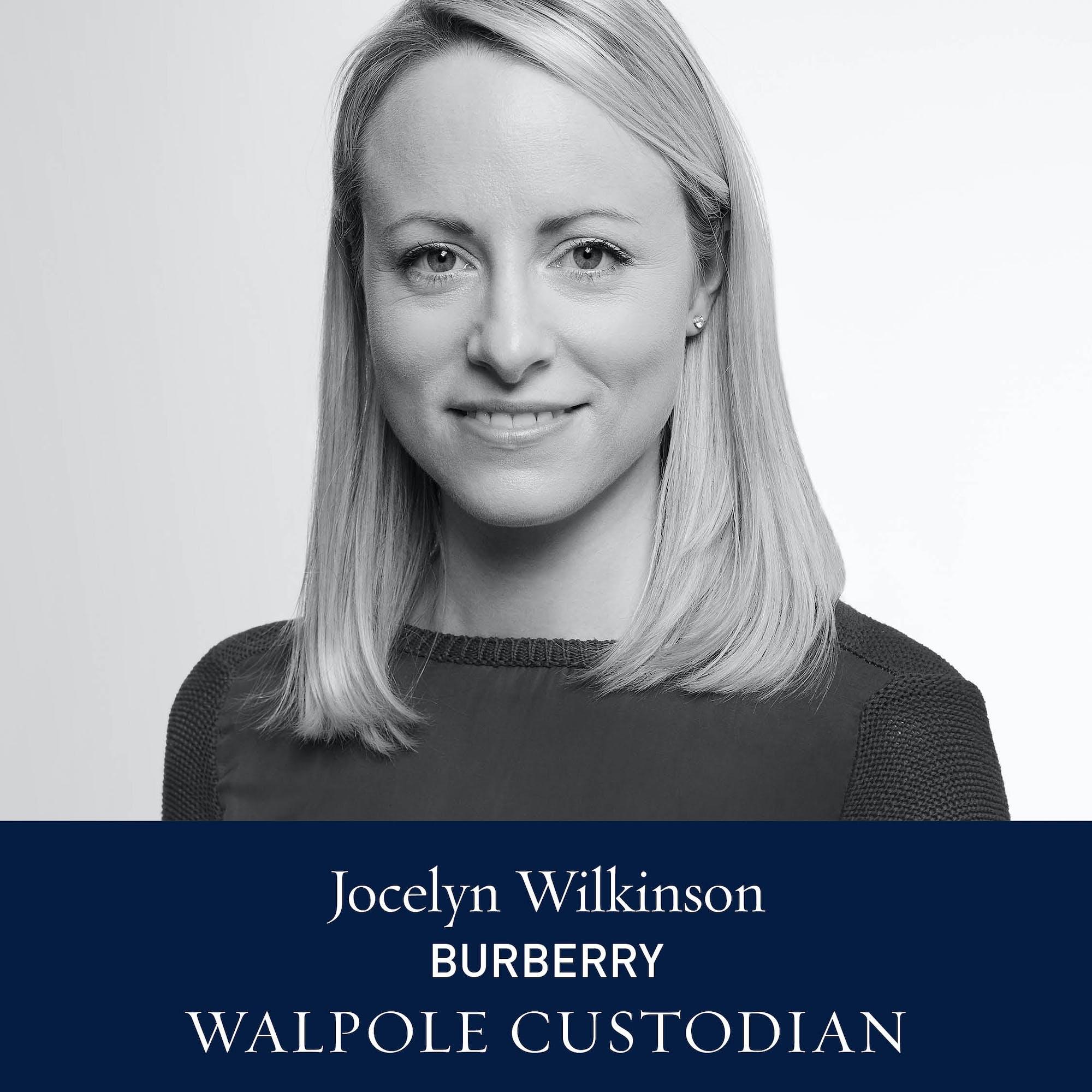 The Walpole Power List 2020   The Custodians: Jocelyn Wilkinson, Responsibility Programme Director, Burberry