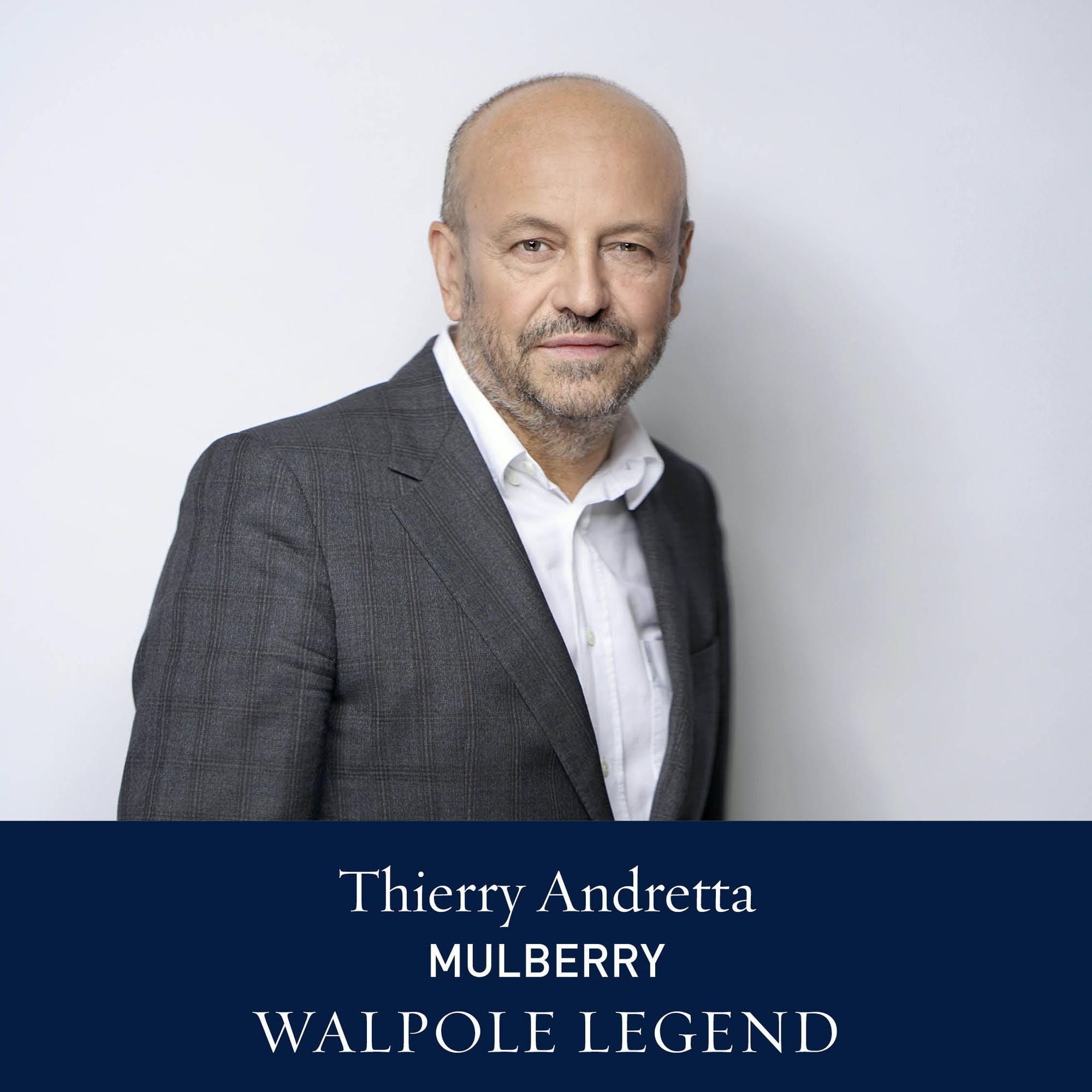 The Walpole Power List 2020  The Legends: Thierry Andretta, CEO, Mulberry