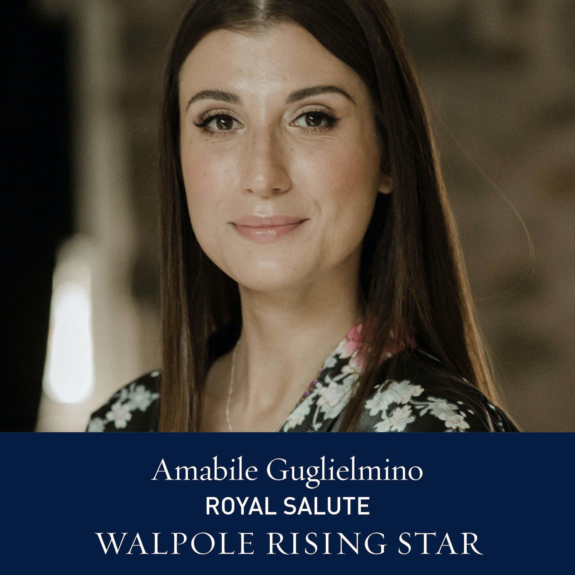 The Walpole Power List 2020  The Rising Stars: Amabile Guglielmino-Brady, Global Senior Brand Manager, Royal Salute