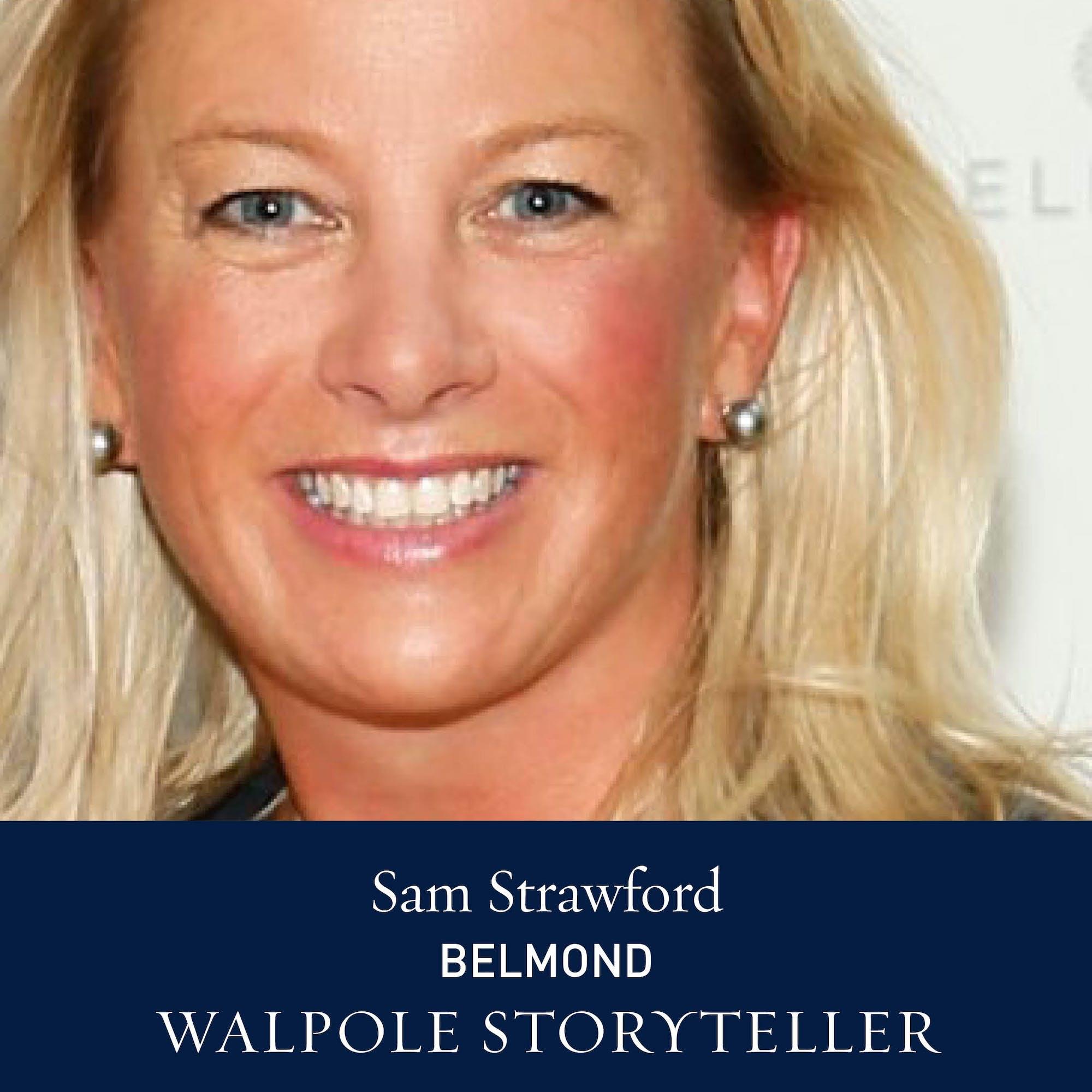 The Walpole Power List 2020  The Storytellers: Samantha Strawford, Global Brand Communications Director, Belmond