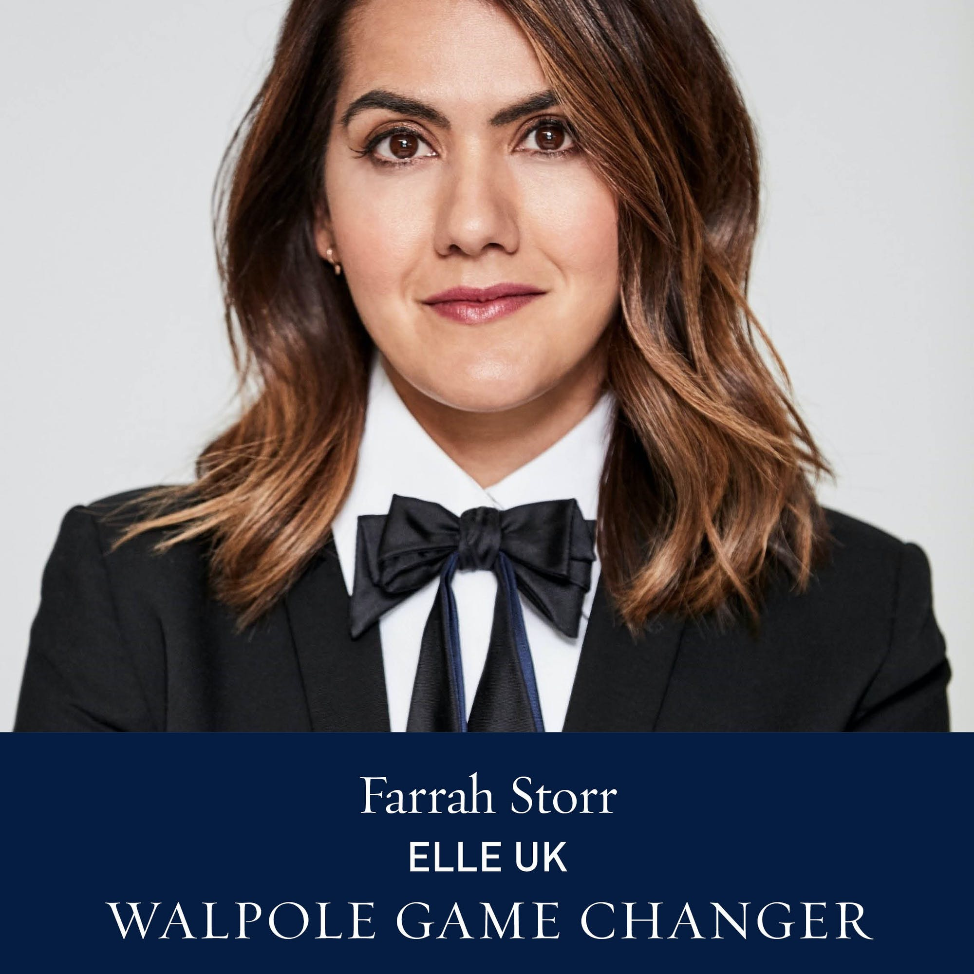 The Walpole Power List  The Game Changers: Farrah Storr, Editor in Chief of ELLE UK