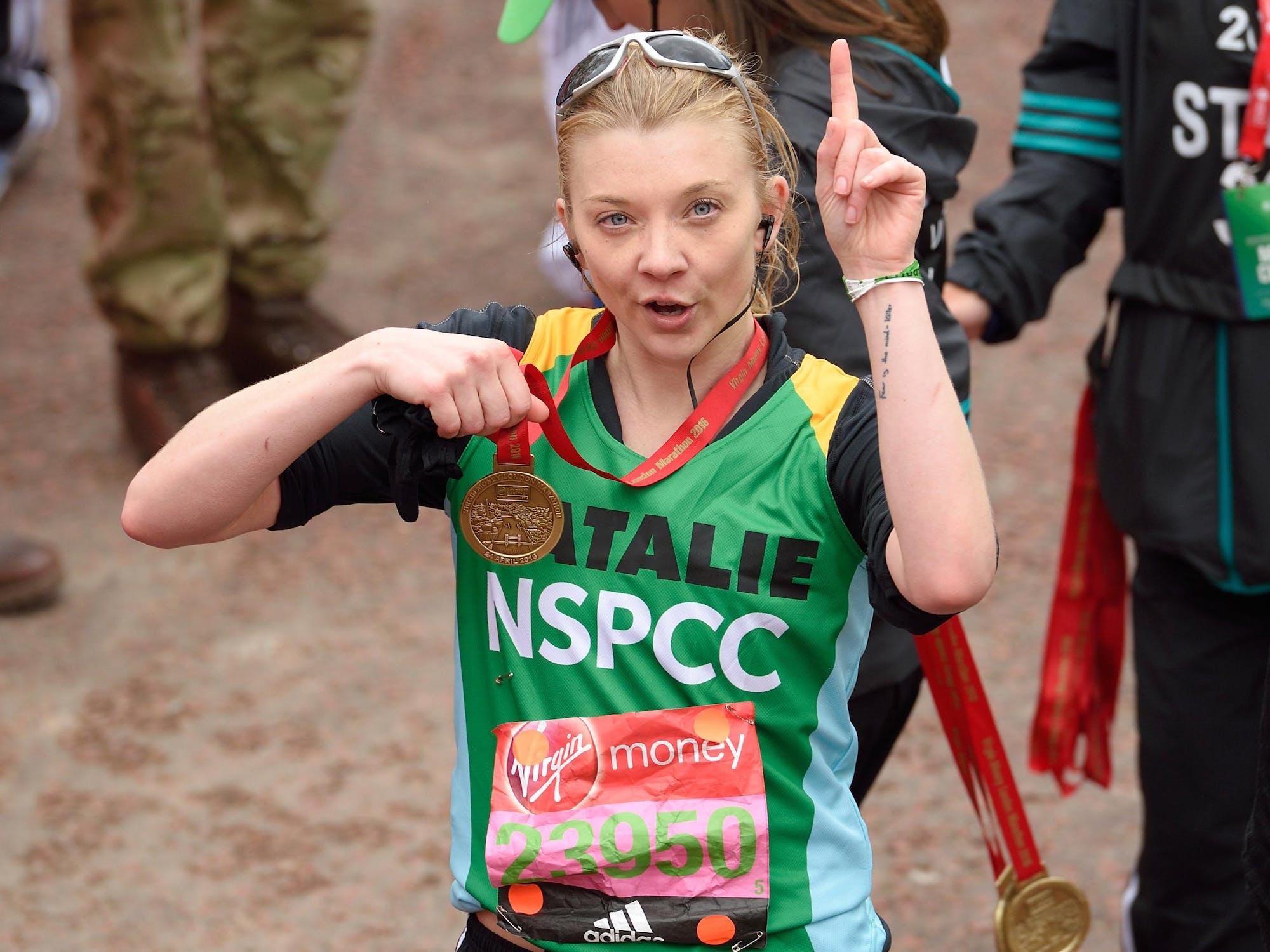 Join #TeamNSPCC for the 2021 Virgin Money London Marathon